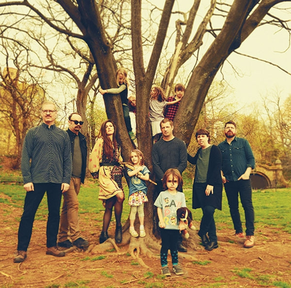 Cover Story: The Decemberists