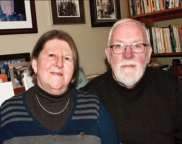 Linda and Joe Byrne